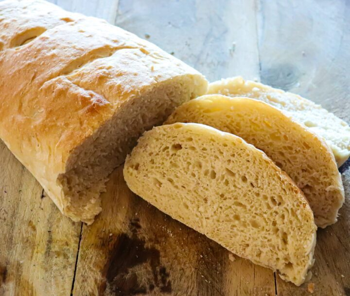 Easy Yeast Bread — Perfect for Beginners