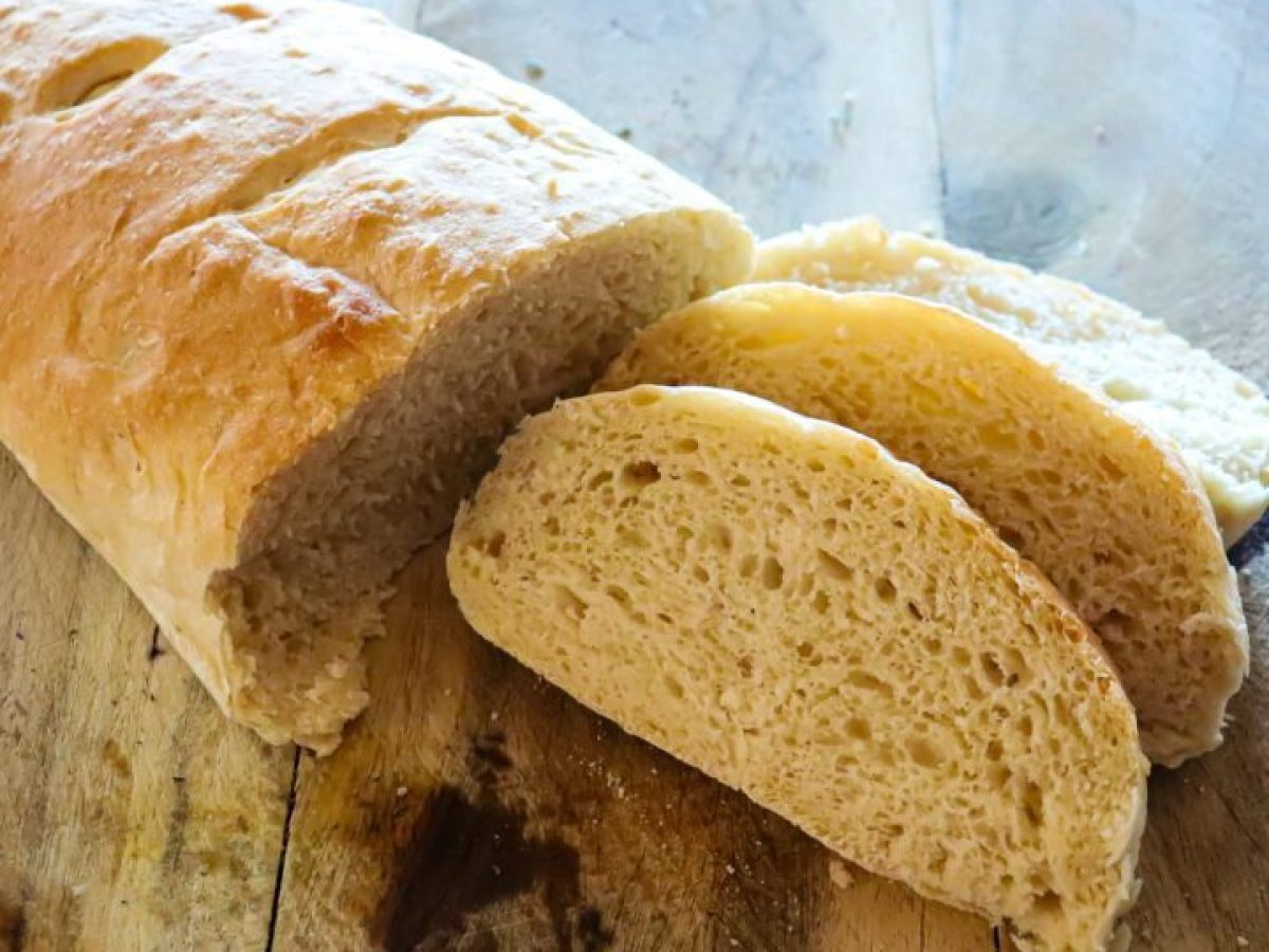 Easy Yeast Bread Perfect for Beginners, crumb structure