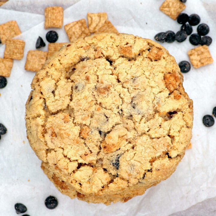 Sunday Morning Cookie (Milk Bar Style)