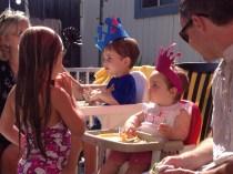 Hudson and Summer Shields- Jon's cutie pie nephew and neice