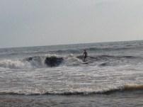 Jon riding Rio Nexpa waves