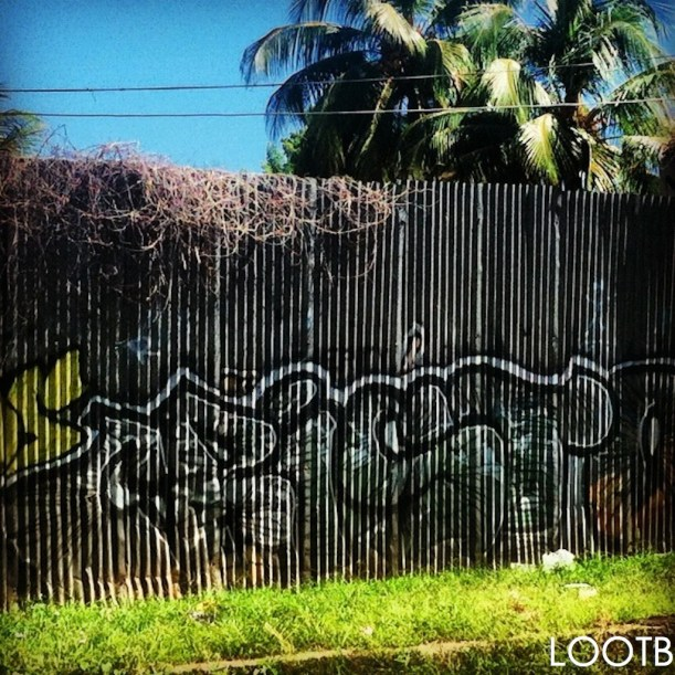 LOOTB on the Streets of Masaya, Nicaragua