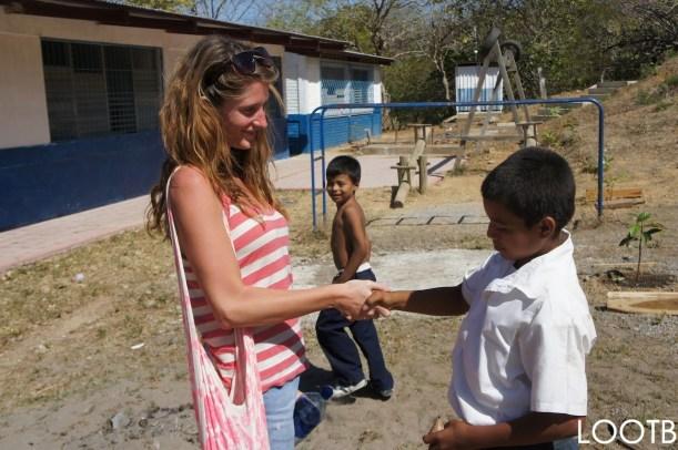 LOOTB Volunteering in Nicaragua