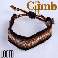 Life out of the box bracelet Climb available to purchase at lootb.com. LOOTB.