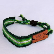 Life Out of the Box bracelet Luck available on lootb.com. LOOTB.