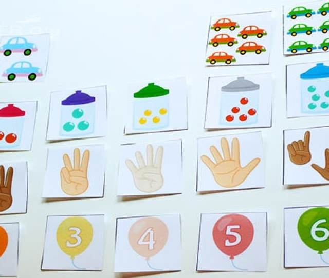 Practicing Numbers Is A Blast With This Free Number Recognition Printable Activity For Preschoolers There
