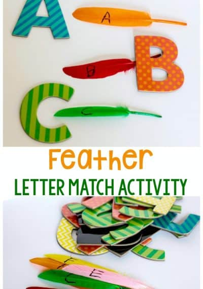 Fun And Easy Alphabet Crafts For Kids Life Over Cs