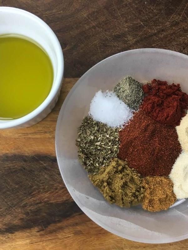 Homemade Fajita Seasoning