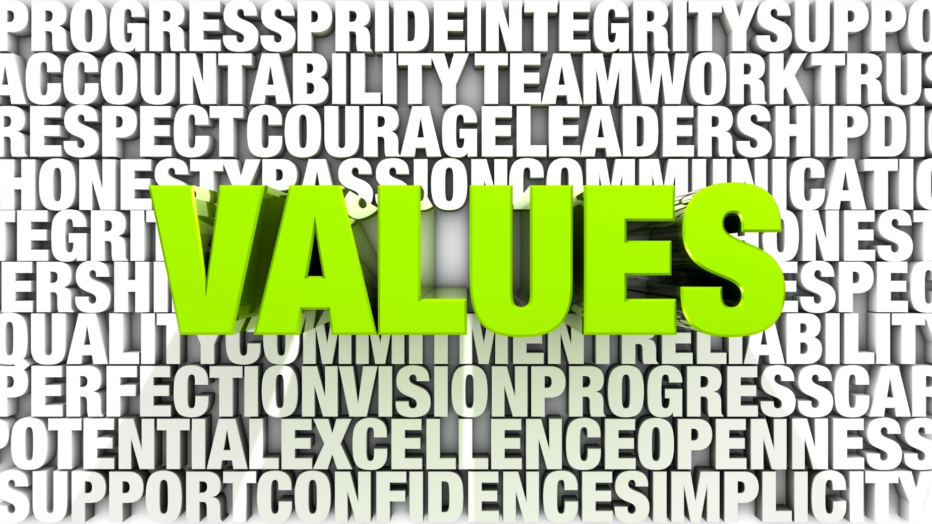 Foundation Settings For Your Personal Values