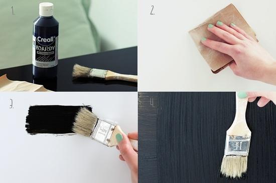 Chalkboard Fridge5