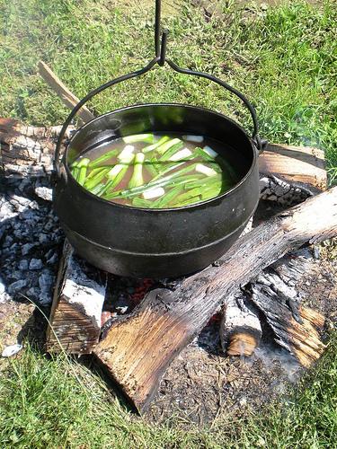 u kamperskom kulinarstvu