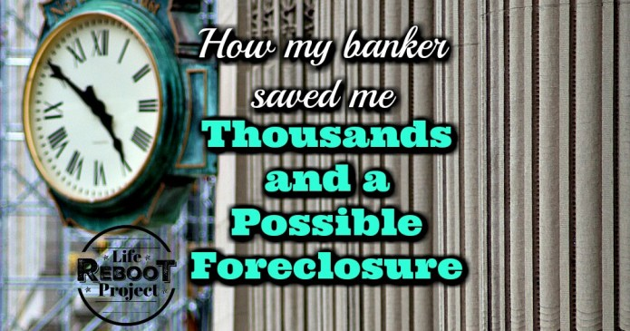 Here are some mortgage tips my banker gave me to save us thousands of dollars and a possible foreclosure. This is some of the best financial advice I ever got. #liferebootproject #mortgagetips #mortgage #financialtips