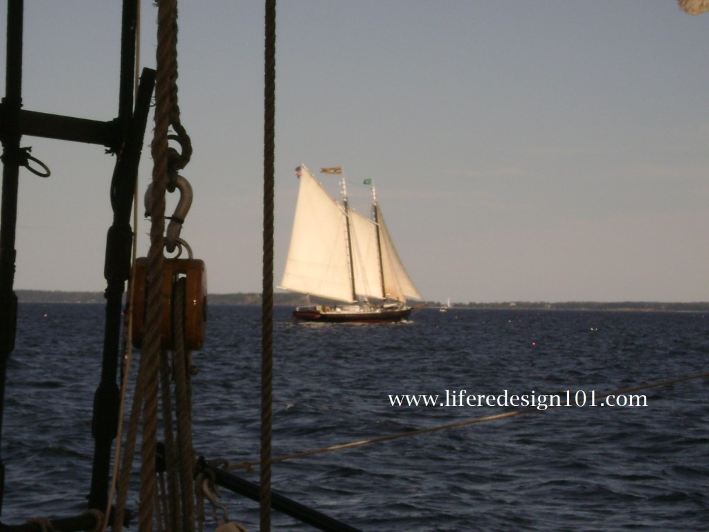Sailboat, Penobscot Bay