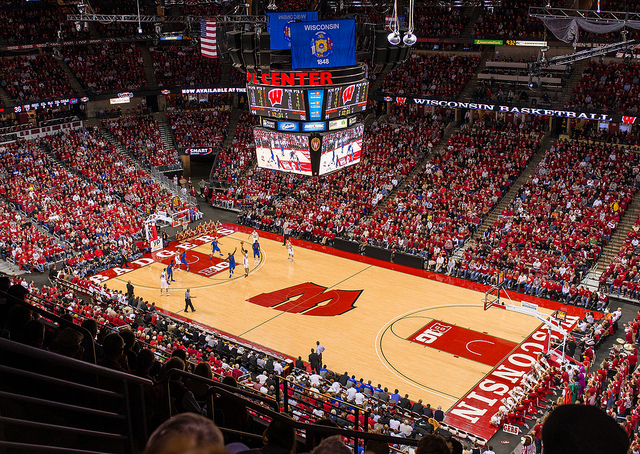 Kohl Center via William Prost