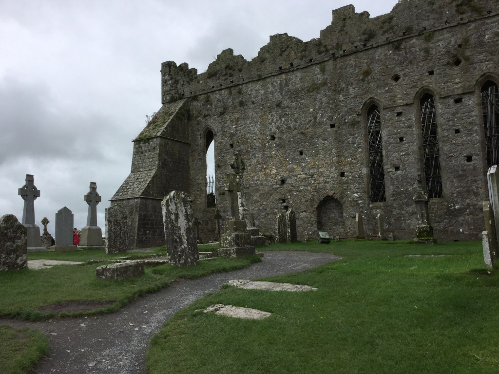 ruins of Cashel