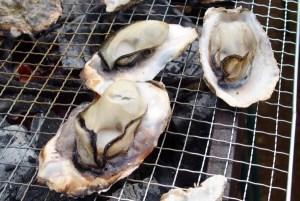 楽しかった牡蠣BBQは反省点が5つも残ってしまった!次回必ずリベンジだ!! #cgskBBQ