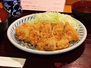 ぼくが美味しいとんかつを食べたくなったら行くお店『とんかつ武蔵野』コスパも最高です!!