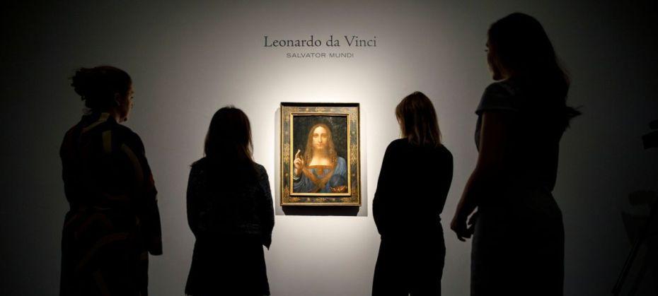 (Salvator Mundi) Leonardo Da Vinci__2