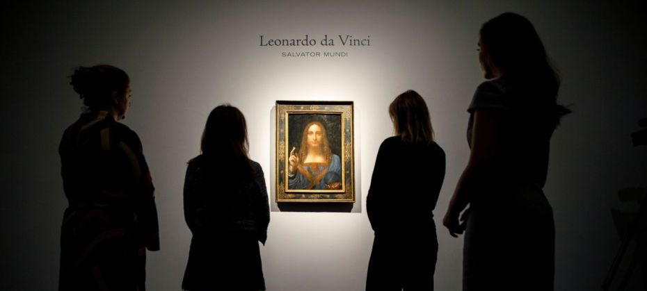 (Salvator Mundi) Leonardo Da Vinci