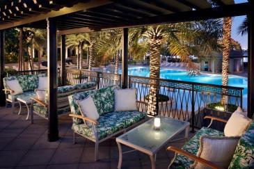 Palazzo Versace Dubai Gazebo Restaurants