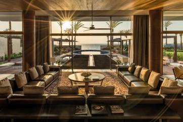 Villa Interiors at Bulgari Resort Dubai