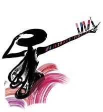 Guerlain La Petite Robe Noire MAKE-UP Hippie-Chic--2