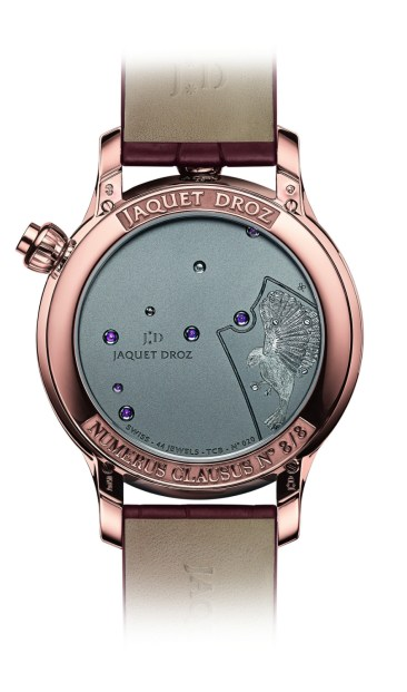 Jaquet Droz Charming Bird 2018__6