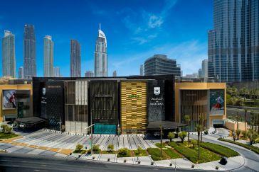The Dubai Mall - Fashion Avenue Expansion Exterior