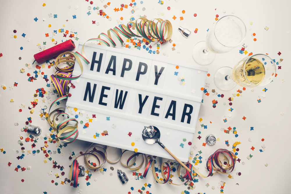 12 Last-Minute DIY's for Your New Year's Party