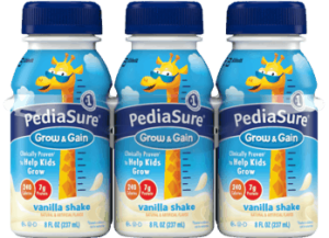 Nutrition_Pediasure