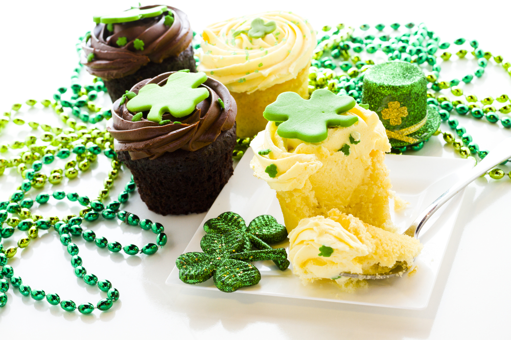 10 Green Treats for Saint Patrick's Day