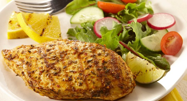 The best recipe for Citrus Marinated Chicken!