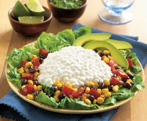 AVOCADO AND BLACK BEAN SALSA SALAD 770x628