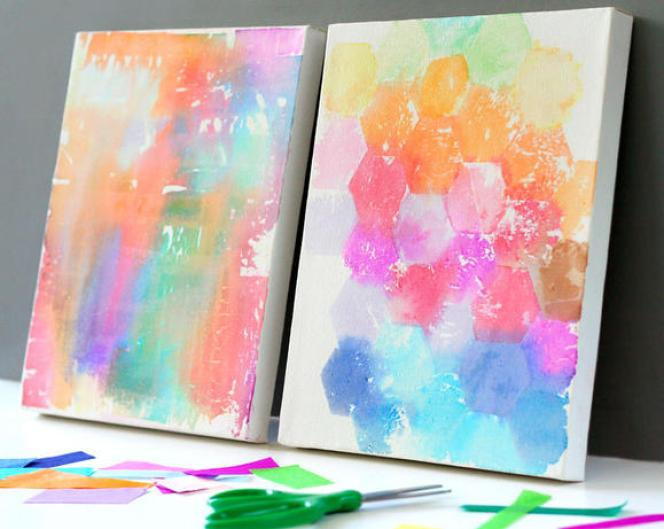 Kids-Craft-Tissue-Painted-Canvases_width579