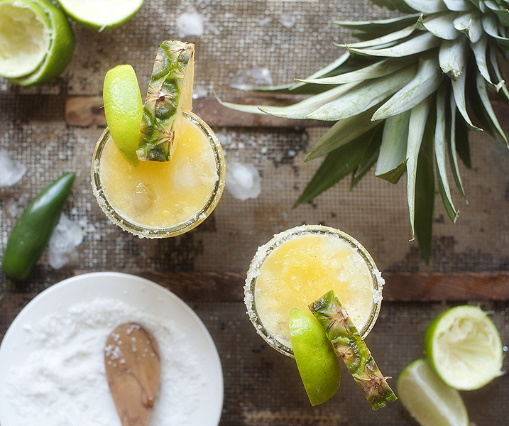 Six Sensationally Flavored Margaritas