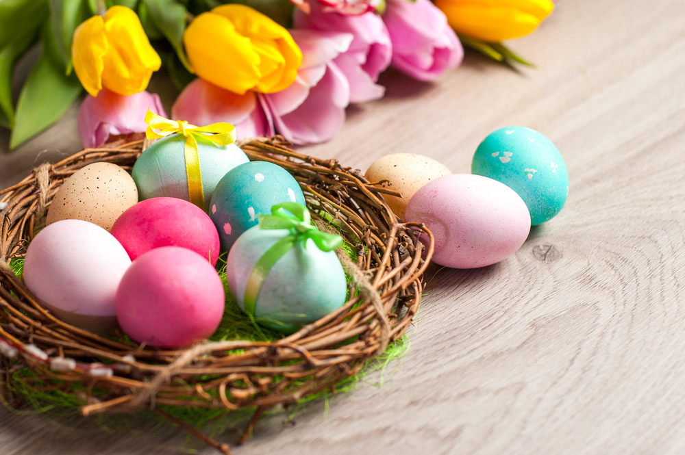 8 Colorful Easter Egg DIY's