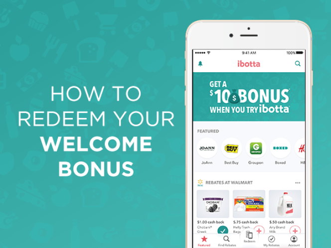 How to Redeem Your Welcome Bonus