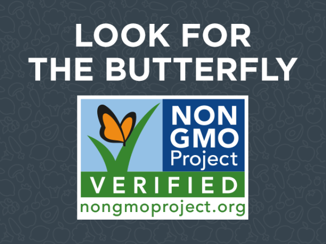 Look for the Butterfly nongmoproject.org