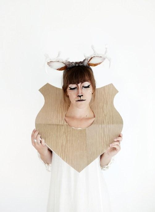 Taxidermy Deer Costume