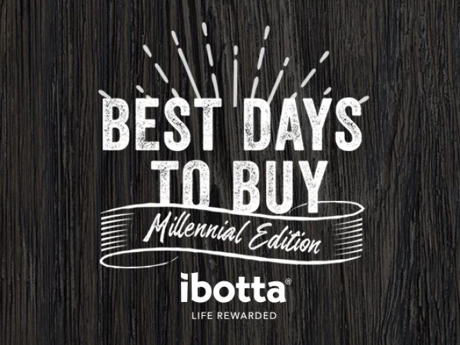 Best Days to Buy - Millennial Edition