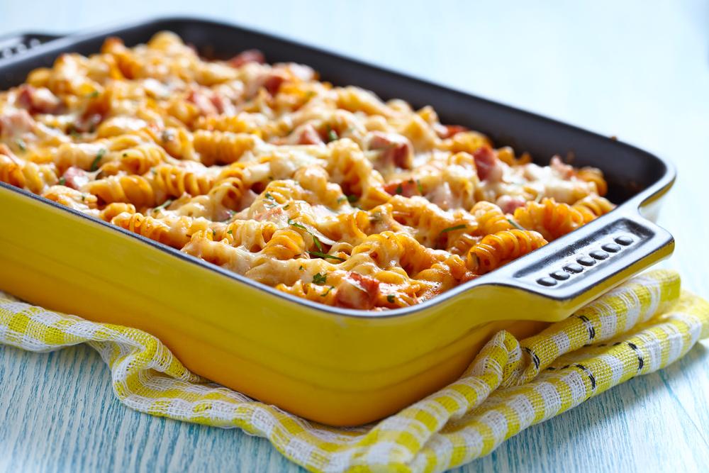 Three Deliciously-Easy Baked Pasta Recipes