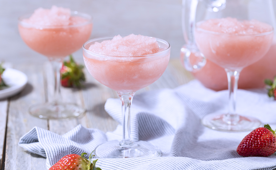 Frozé Four Ways