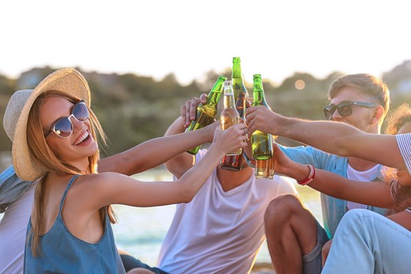 Get cash back on beer with Ibotta.