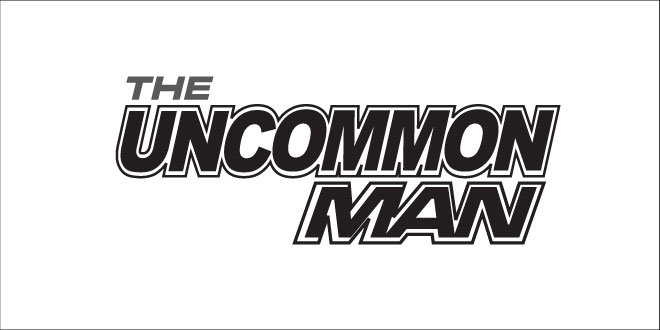 Logo - Identity - Branding Design - Client: The Uncommon Man