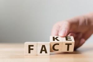 Fact or Fake image