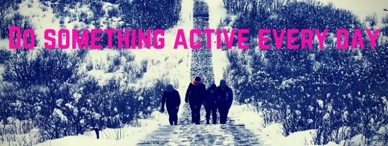 do-something-active-every-day