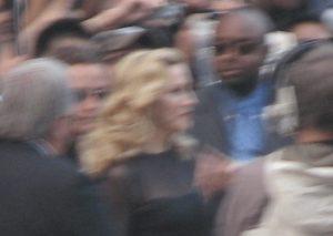 Madonna-TIFF 2011-Red Carpet W.E