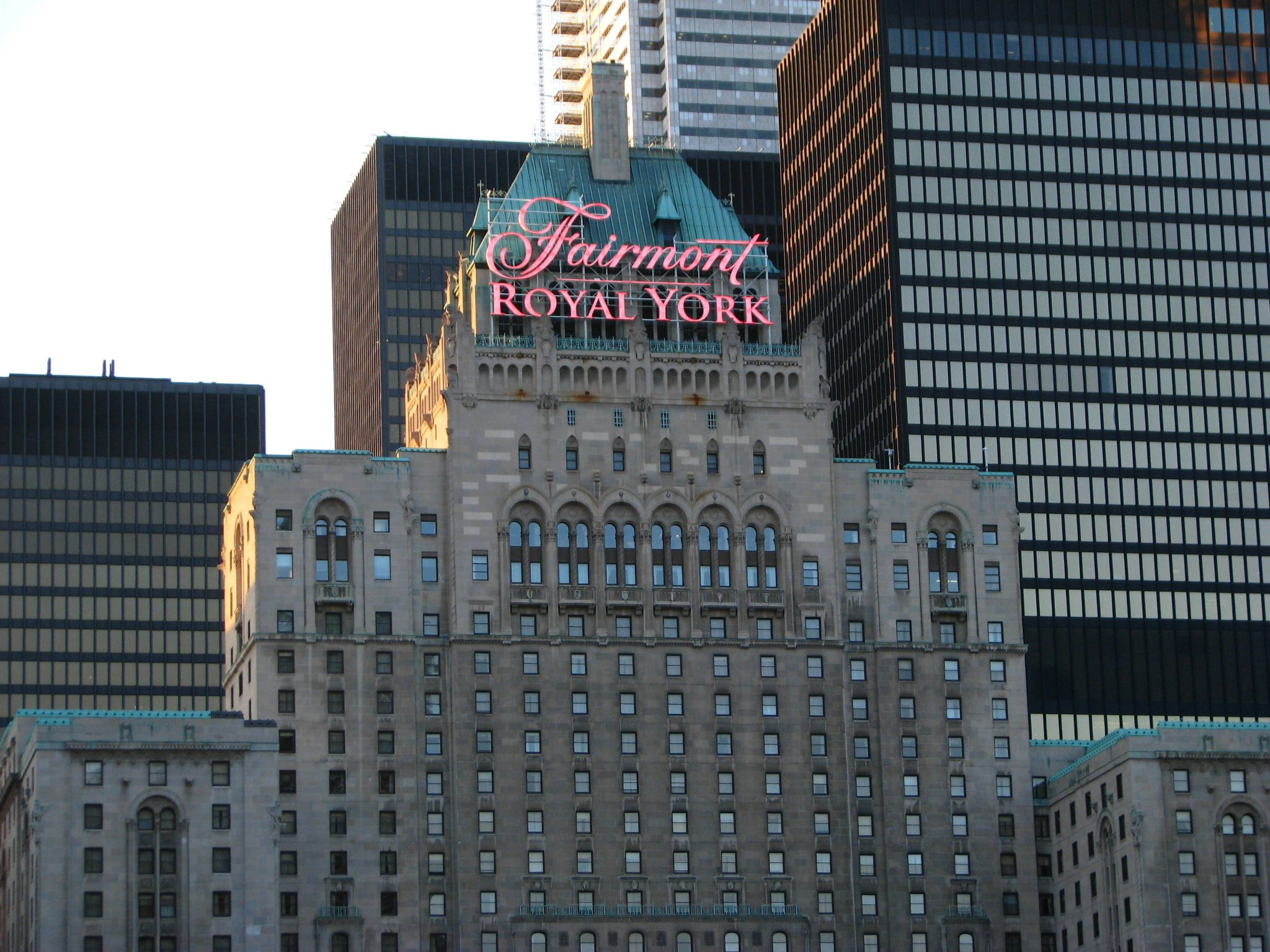 A Father S Day Fit For A King At The Fairmont Royal York Hotel