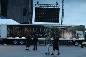 Kid Rock Boots and Hearts Canada