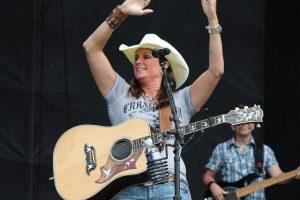 Terri Clark Boots and Hearts Music Festival